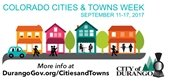 Cities and Towns Week