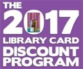 Library Card Discount Program