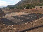 Aeration Basin Excavation