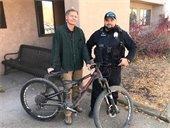 Police Recover Stolen Bike