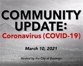 Community Update: COVID-19