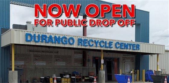 Durango Recycling Center Open