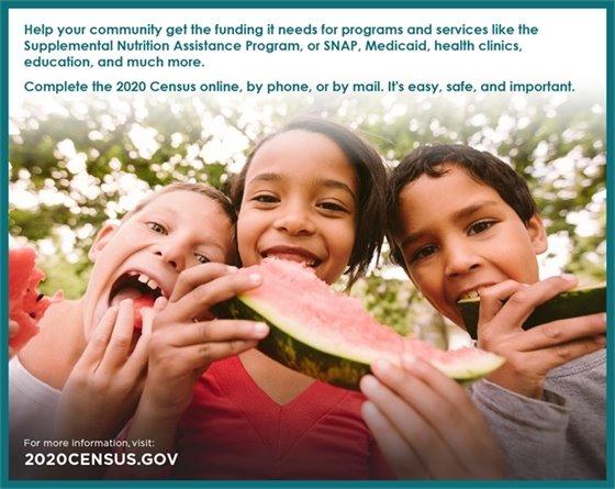 Census 2020 - Funding
