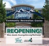 Durango Recreation Center Open