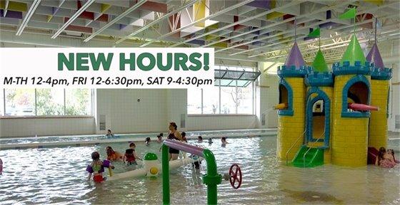 Leisure Pool Open