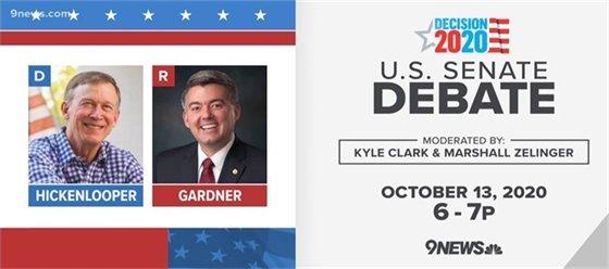 9News Senate Debate on DGOV