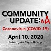 COVID-19 Community Update #4