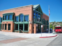 Durango Transit Center building