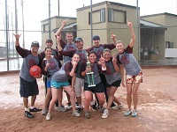 Kickball Tournament Winners