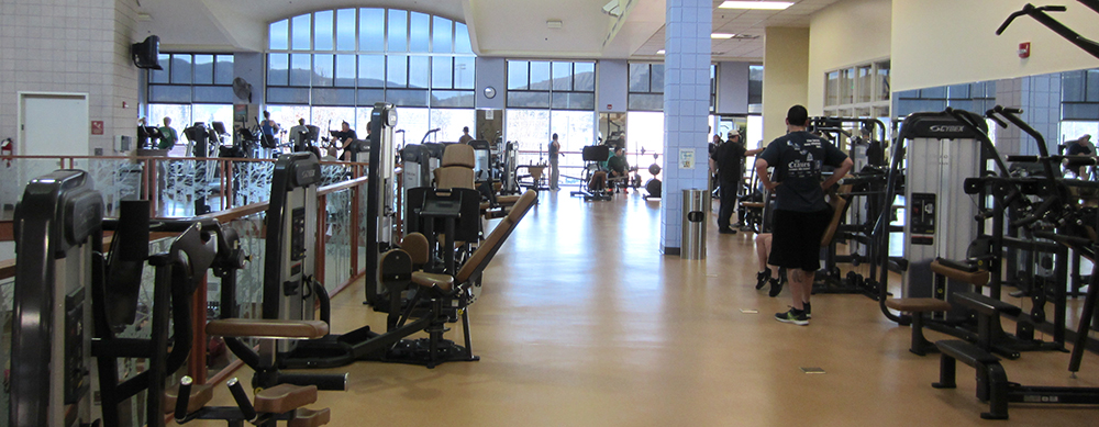 Recreation Center Fitness