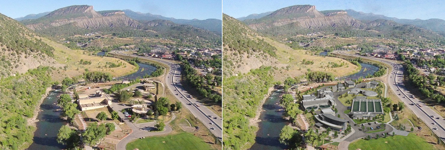 Aerial Before and After Approx