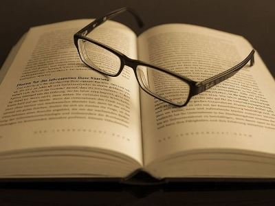 Reading Glasses Photo