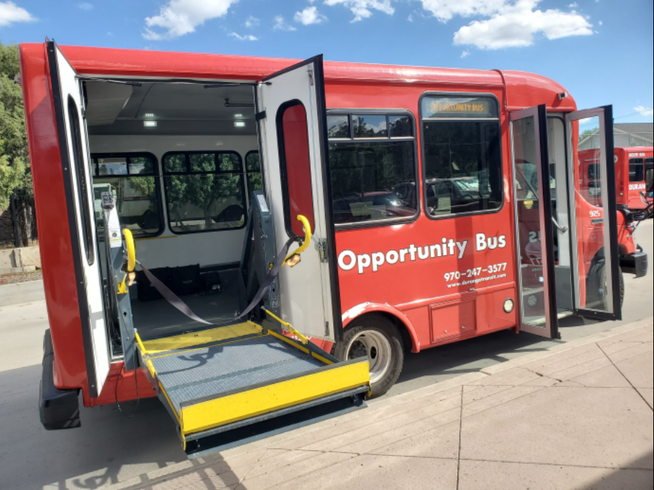 Photo of Opportunity Bus