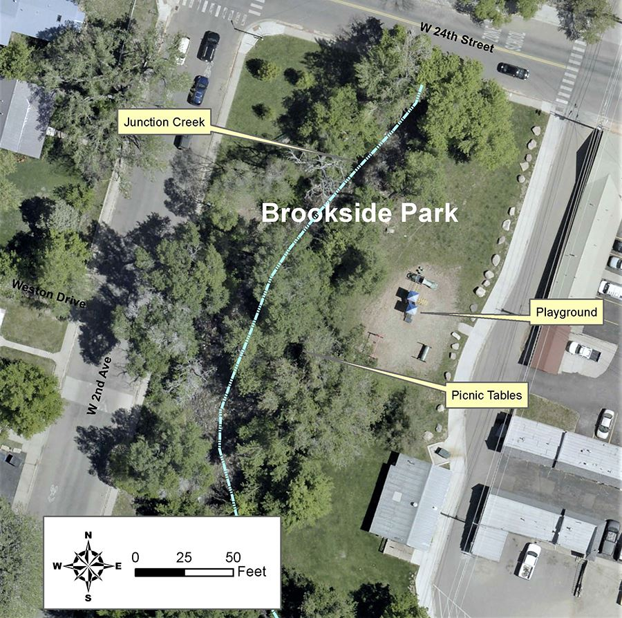 Brookside Aerial Image2