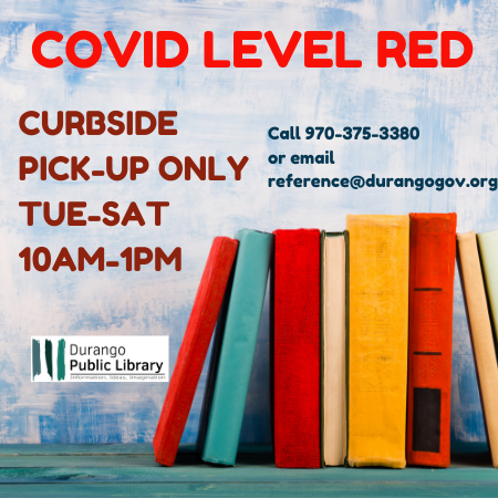 COVID LEVEL RED - website
