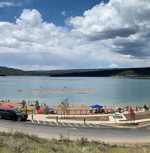 Lake Nighthorse Summer News Release Image