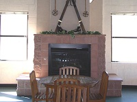 Chapman Fireplace