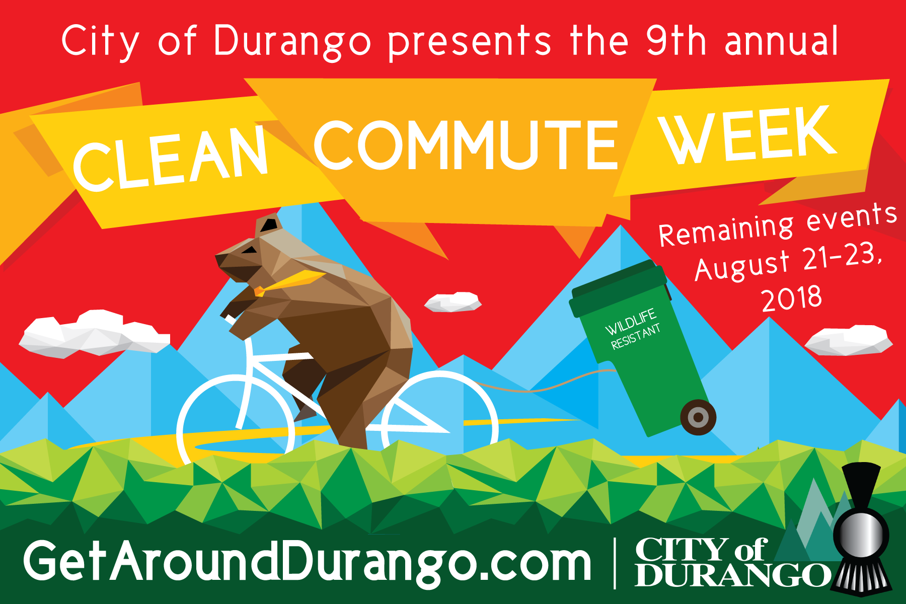 Clean Commute Week