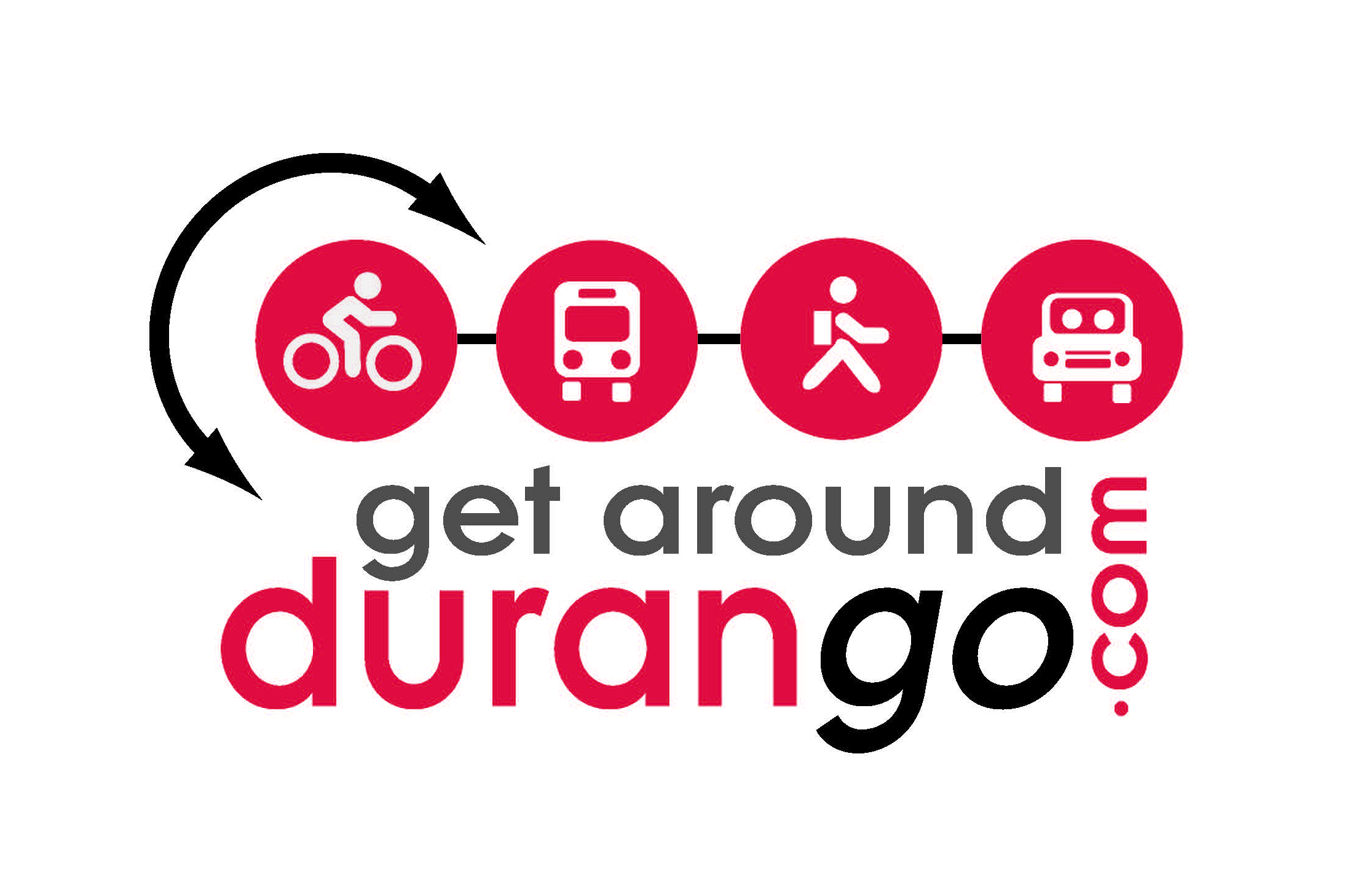 Get around Durango logo