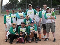 Cuckoos Softball