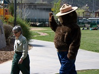 Smoky the Bear