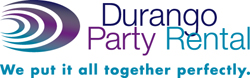 Durango Party Rental Logo